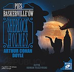 Pies Baskerville'ów Arthur Conan Doyle - audiobook mp3