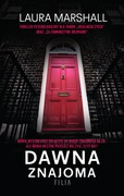 Dawna znajoma Laura Marshall - ebook mobi, epub