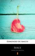 Serce Edmondo de Amicis - ebook epub, mobi