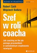 Szef w roli coacha Robert Zych - audiobook mp3