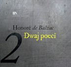 Dwaj poeci Honoré de Balzac - audiobook mp3