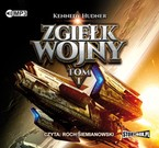 Zgiełk wojny. Tom 1 Kennedy Hudner - audiobook mp3