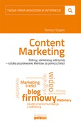 Content Marketing Tomasz Stopka - ebook epub, mobi