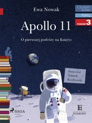 Apollo 11 Ewa Nowak - ebook mobi, epub