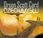 Dzieci umysłu Orson Scott Card - audiobook mp3