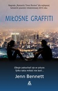 Miłosne graffiti Jenn Bennett - ebook mobi, epub