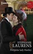Perypetie lady Hartley Stephanie Laurens - ebook mobi, epub