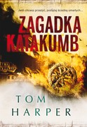 Zagadka katakumb Tom Harper - ebook mobi, epub