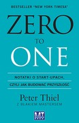 Zero to One Blake Masters - ebook epub, mobi