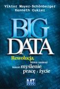 Big Data Viktor Mayer-Schönberger - ebook mobi, epub