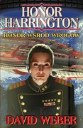 Honor Harrington: Honor wśród wrogów David Weber - ebook epub, mobi