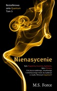 Nienasycenie M.S. Force - ebook mobi, epub