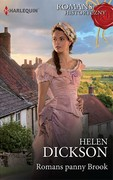 Romans panny Brook Helen Dickson - ebook mobi, epub