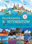Encyklopedia kontynentów  - ebook pdf
