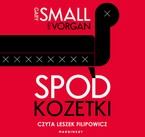 Spod kozetki Gigi Vorgan - audiobook mp3