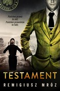Testament Remigiusz Mróz - ebook mobi, epub