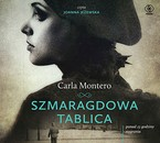 Szmaragdowa Tablica Carla Montero - audiobook mp3