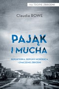 Pająk i mucha Claudia Rowe - ebook epub, mobi