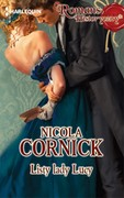 Listy lady Lucy Nicola Cornick - ebook mobi, epub