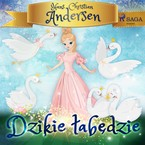 Dzikie łabędzie Hans Christian Andersen - audiobook mp3