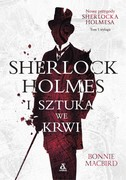 Sherlock Holmes i sztuka we krwi Bonnie MacBird - ebook epub, mobi