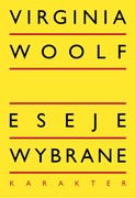 Eseje wybrane Virginia Woolf - ebook mobi, epub