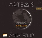 Artemis Andy Weir - audiobook mp3