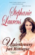 Utalentowany pan Montague Stephanie Laurens - ebook epub, mobi