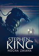 Nocna zmiana Stephen King - ebook epub, mobi
