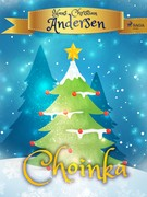 Choinka Hans Christian Andersen - ebook mobi, epub