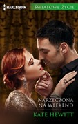 Narzeczona na weekend Kate Hewitt - ebook epub, mobi