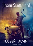 Uczeń Alvin Orson Scott Card - ebook epub, mobi