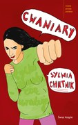 Cwaniary Sylwia Chutnik - ebook mobi, epub