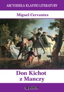Don Kichot z Manczy Miguel Cervantes - ebook epub, mobi