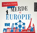 Merde w Europie Stephen Clarke - audiobook mp3