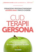 Cud terapii Gersona Morton Walker - ebook epub, mobi