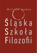Śląska szkoła filozofii William Auden - ebook epub, mobi