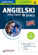 Angielski. W pracy. Office English Ewa Kędzierska - audiobook pdf, mp3