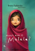 Which one is Malala? Renata Piątkowska - ebook epub, mobi, pdf