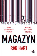 Magazyn Rob Hart - ebook epub, mobi