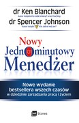 Nowy Jednominutowy Menedżer Spencer Johnson - ebook epub, mobi