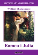 Romeo i Julia William Shakespeare - ebook epub, mobi