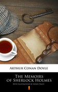 The Memoirs of Sherlock Holmes Arthur Conan Doyle - ebook epub, mobi