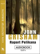 Raport pelikana John Grisham - audiobook mp3