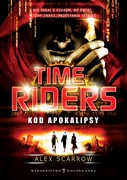 Kod apokalipsy Alex Scarrow - ebook epub, mobi