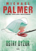 Ostry dyżur Michael Palmer - ebook mobi, epub
