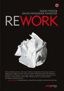 Rework David Heinemeier Hansson - ebook epub, mobi, pdf