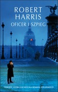 Oficer i szpieg Robert Harris - ebook mobi, epub