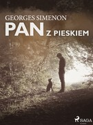 Pan z pieskiem Georges Simenon - ebook mobi, epub