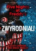 Zwyrodniali Scott Cawthon - ebook epub, mobi